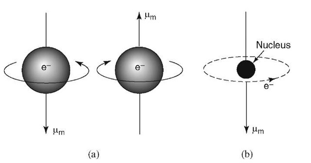 Magnetic property of solids